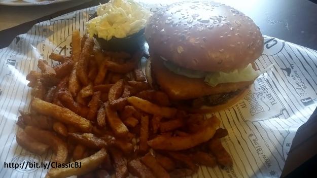 Mozzarella Classic Burger